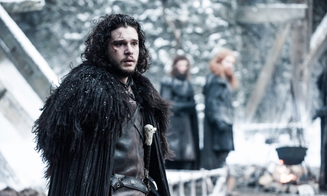 Game of Thrones, Series 5,Episode 10, Mothers Mercy, Harington, Kit as Jon Snow